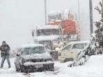 СНЕЖНО НЕВРЕМЕ СТИГЛО НА БАЛКАН: Снег, лед, олујни ветрови, лавине…