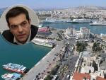 АЛЕКСИС ЦИПРАС ПОЧЕО: Грчке луке и електране Грцима!