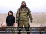 ДА ПАМЕТ СТАНЕ: На снимку ИД из Сирије дјечак убија двојицу мушкараца