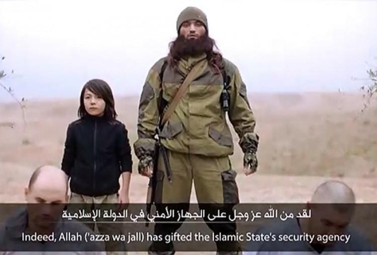Decak iz Sirije ubija