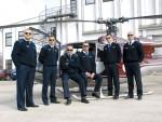 ЈУНАЦИ ИЗ ОБЛАКА: Пилоти Хеликоптерског сервиса Владе РС, рука спаса угорженима