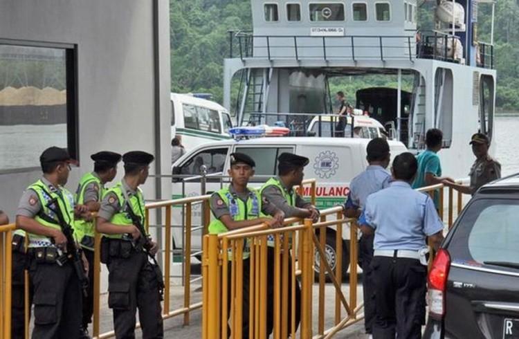 Indonezija-policija