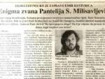 ВЕЛЕОБРТ АКАДЕМИКА: Сидран се пре четири године клео Кустурици да није аутор приче о двојнику Пантелији!