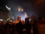 СРЕЋНА НОВА ЛЕДЕНА: Грађани широм Српске славили долазак Нове 2015.