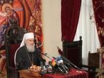 БОЖИЋНА ПОСЛАНИЦА ПАТРИЈАРХА ИРИНЕЈА: Човек је данас у опасности више него икада