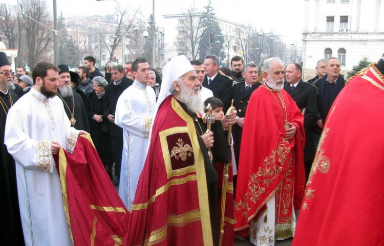 Patrijarh Irinej u Banjaluci