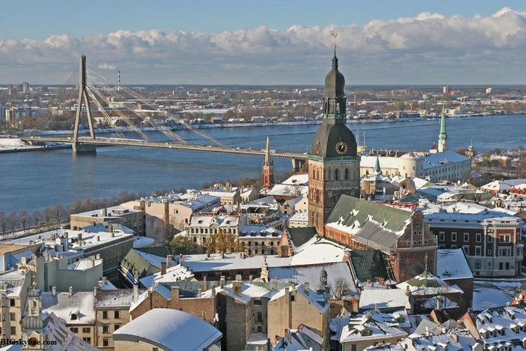 Riga- Letonija