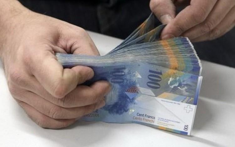 Svajcarski franak