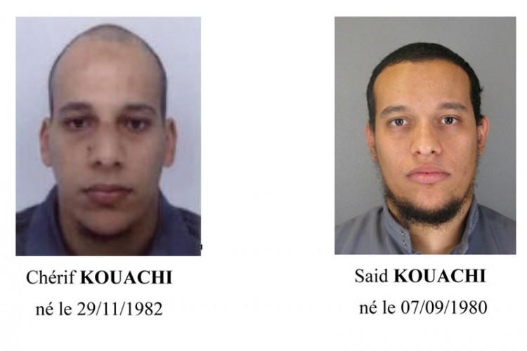 Teroristi u Parizu