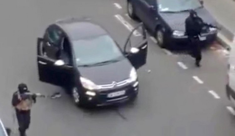Ubice masakra u Parizu