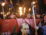 ПРАВО ЛИЦЕ: Украјински националисти марширали у част сарадника нациста