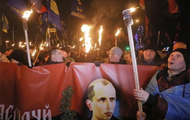 Ukrajinski nacionalisti