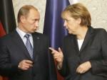 МЕРКЕЛ: НАТО не жели сукоб са Русијом