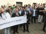 ПРЕКИДА СЕ ШТРАЈК: Адвокати у судницама од понедељка