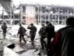 (ВИДЕО) ПРВИ УЛАЗАК ПРОРУСКЕ ВОЈСКЕ: Ово су затекли у згради аеродрома у Доњецку
