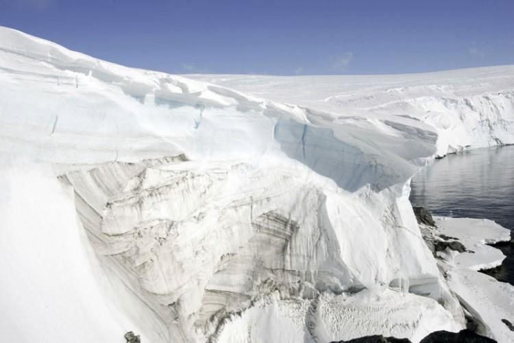 antarktik-topljenje-snega glecer