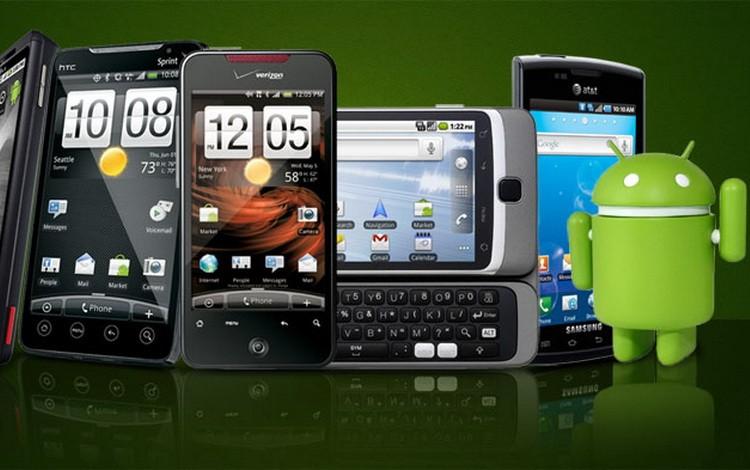Android telefoni