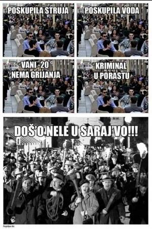 Nele u Sarajevu