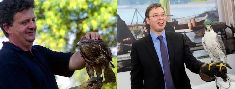 Свака сличност је намерна, фотографија лево је из 2004. године