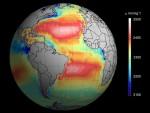 УГЉЕН ДИОКСИД ЗАГАЂУЈЕ СВЕТСКА МОРА: Ови сателитски снимци океана су нова ноћна мора човечанства