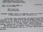 ЕКСКЛУЗИВНО, ДО САДА НЕОБЈАВЉЕНА ДОКУМЕНТА: Шефик Џаферовић један од криваца за злочине муџахедина
