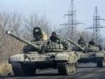КРИЗА У УКРАЈИНИ: Проруске снаге заплениле америчко наоружање, војне шифре и тешко наоружање у Дебаљцеву
