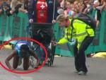 ЦЕЛА ПЛАНЕТА ЈОЈ СЕ ДИВИ: Атлетичарка пузећи на рукама и ногама сва крвава прошла кроз циљ