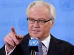 ЧУРКИН: Украјински позив мировњацима за циљ има уништење споразума из Минска