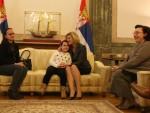МАЛА МИЛИЦА У БЕОГРАДУ: Једино српско дете у Призрену