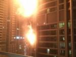 ДРАМА У ДУБАИЈУ: Ватра гутала једну од највећих зграда света, стотине евакуисане