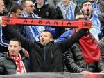 ПРОВОКАЦИЈА: Навијачи Албаније спремили заставу ОВК за утакмицу са Србијом