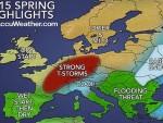 СРБИЈИ ОПЕТ ПРЕТИ ПОТОП: Стиже нам најкишовитије пролеће икад!