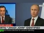 """БЛАМАЖА ИЛИ ПРОВОКАЦИЈА: Си-Ен-Ен """"објавио"""" да је Путин Џихадиста Џон"""