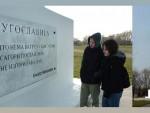 ПОСТРАДАЛИМА ПОСЛЕ 1991. ГОДИНЕ: Споменик свим српским жртвама на Ушћу