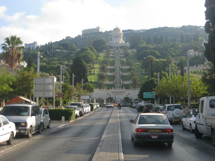 Bahajski vrtovi u Haifi