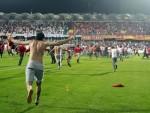 """""""БРАТСКИ"""" ДОЧЕК ЗА РУСЕ У ПОДГОРИЦИ: Срамота за црногорски фудбал, катастрофа и брука"""