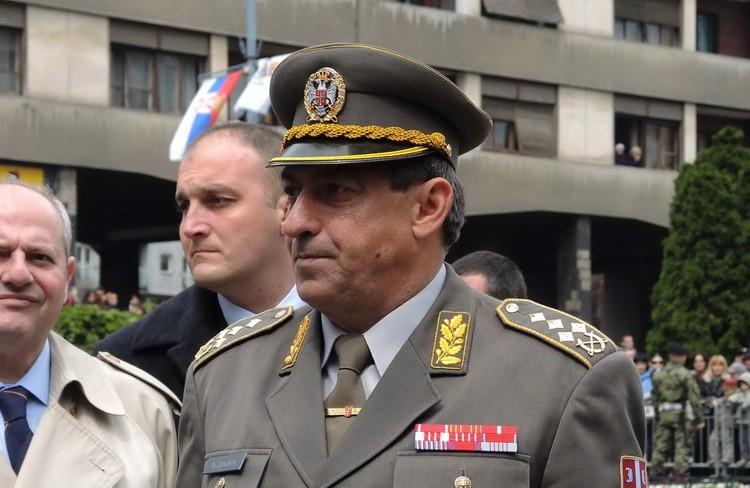 General Dikovic
