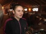 ЈАКА ВОЉА: Након очеве смрти девојчица сама брине о огромном имању