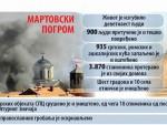 ОБЕЛЕЖЕНО 11 ГОДИНА ОД ПОГРОМА СРБА: Наставак злодела из 1999.