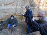 ПРОНАЂЕН ФОСИЛ ПРАЖИВОТИЊЕ: Брдо код Блаца десет милиона година чувало кост мамута