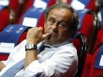 ТРЕЋИ МАНДАТ: Платини још четири година на челу УЕФА