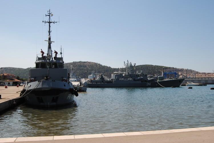 More ratni brodovi