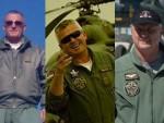 СРБИЈО, ПАМТИ ХЕРОЈЕ:Биографије пилота који су погинули спасавајући бебу