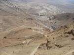 СА ПУТА ПО ИЗРАЕЛУ, МРТВО МОРЕ, КУМРАН, МАСАДА (4):  Умире ли Мртво море