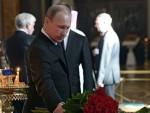 ХРАМ ХРИСТА СПАСИТЕЉА: Опроштај од руског писца Валентина Распутина
