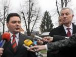 КОШАРАЦ: Одобрење за истицање ратне заставе тзв. Армије БиХ дали Босић и Тадић