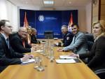 БЕОГРАД: У јуну одбрамбене консултације Србије и САД, у плану војне вежбе