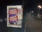 """СРПСКИ САБОР: Порука """"Србија никада у НАТО!"""" прешла Дрину!"""