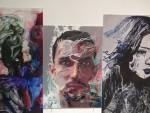 """""""НЕРАЗЈАШЊЕНЕ ЕМОЦИЈЕ"""" ОЧАРАЛЕ КАНАЂАНЕ: Млади сликар из Фоче излаже у центру Торонта"""