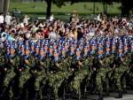 ГАРДА У МОСКВИ: На Црвеном тргу 75 припадника Војске Србије
